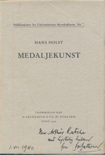 Medaljekunst.