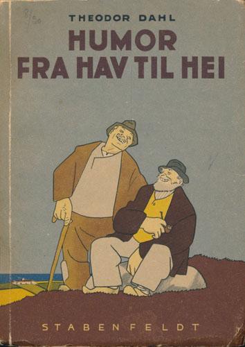 Humor fra hav til hei. Tegninger av Henry Imsland.