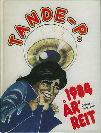 1984 år'reit. Med tegninger av Jan O.