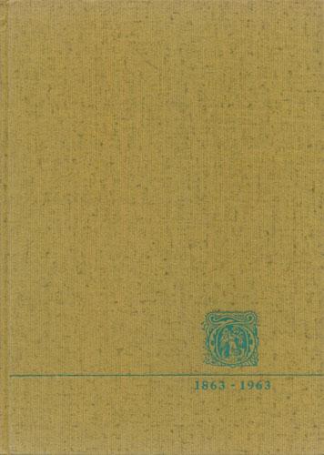 TRONDHJEMS FORSIKRINGSSELSKAB A. S. 1863-1963. 100 år i trygghetens tjeneste.