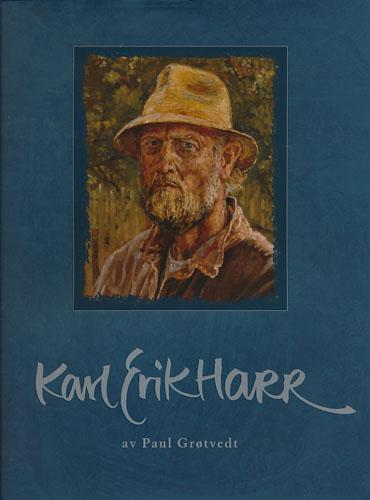 (HARR, KARL ERIK) Karl Erik Harr.