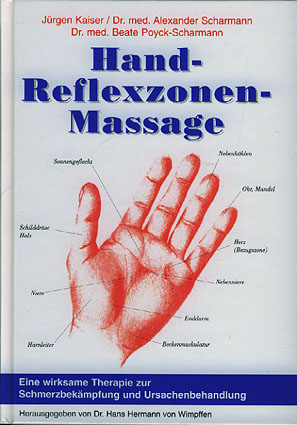 Handreflexzonenmassage.