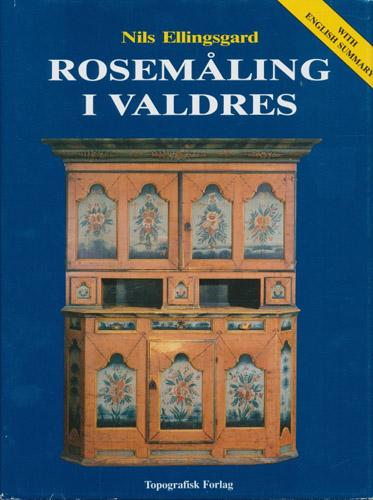 Rosemåling i Valdres.