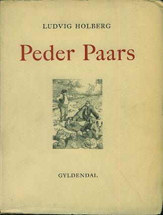 Peder Paars. Indledning og Noter af Georg Christensen. Tegninger af Marlie Brande.
