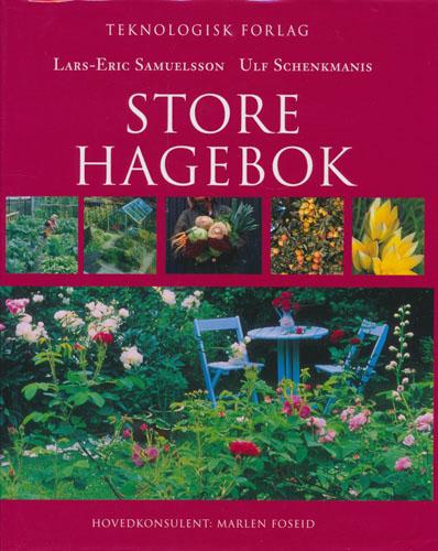 Teknologisk Forlags store hagebok.