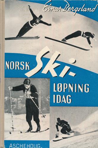 Norsk skiløpning idag.