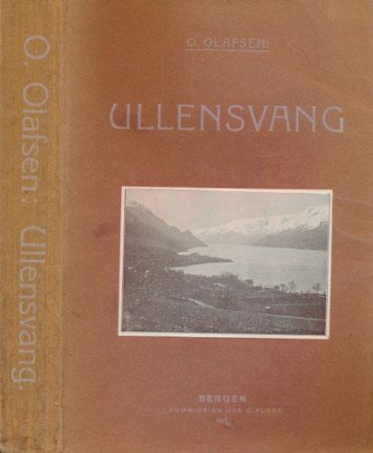 Ullensvang. En historisk-topografisk-statistisk Beskrivelse af Ullensvangs Herred.