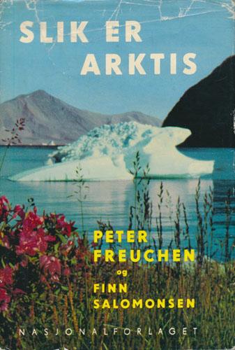 Slik er Arktis.