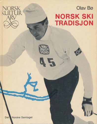 (NORSK KULTURARV) Norsk skitradisjon.