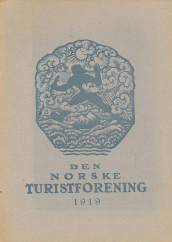 DEN NORSKE TURISTFORENINGS AARBOK.