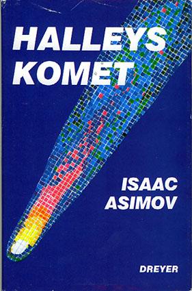 Halleys komet.