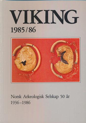 VIKING.  Tidsskrift for norrøn arkeologi.