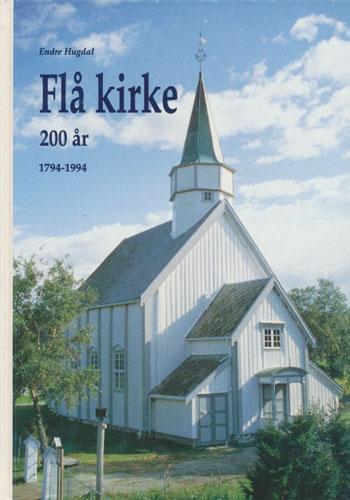 Flå kirke - 200 år. 1794-1994.