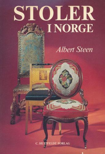 (VI SER PÅ KUNSTHÅNDVERK I NORGE) Stoler i Norge.