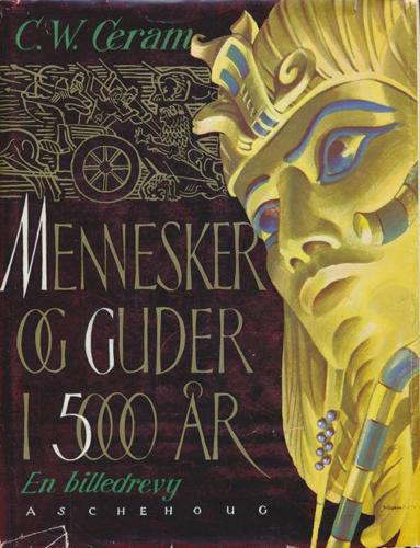(MAREK, KURT W.:) Mennesker og guder i 5000 år. - En billedrevy.