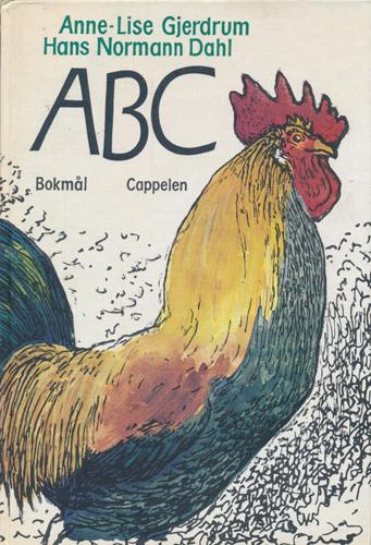 ABC. Bokmål.