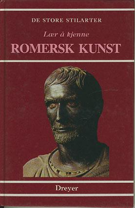 LÆR Å KJENNE ROMERSK KUNST.