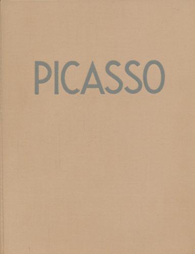 (PICASSO) Picasso. Forord av Jaime Sabartés.