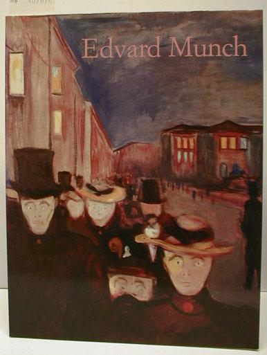 (MUNCH, EDVARD) Edvard Munch. 1863-1944.