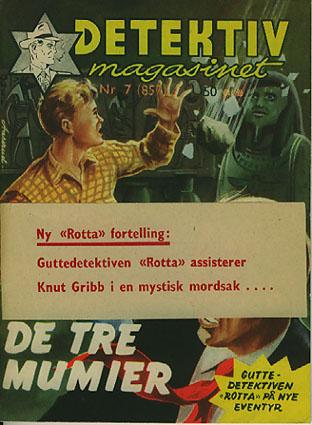 DETEKTIV-MAGASINET.