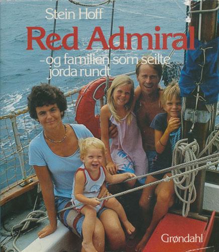 Red Admiral -og familien som seilte jorda rundt.