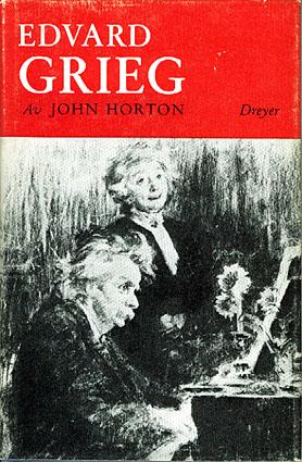 (GRIEG, EDVARD) Edvard Grieg.
