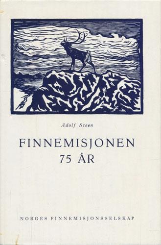 Finnemisjonen 75 år. 1888 -28.februar- 1963.