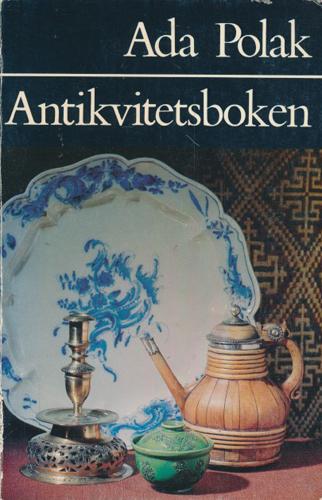 Antikvitetsboken.