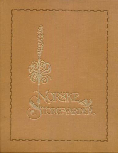 Norske Storgaarder.
