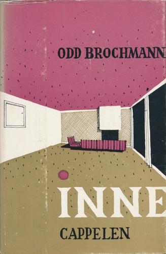 Inne.  - en bok om rom, bohave og mennesker. Skrevet og tegnet av -.