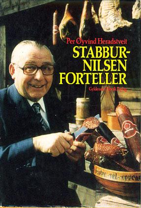 (NILSEN, GUNNAR) Stabbur-Nilsen forteller.