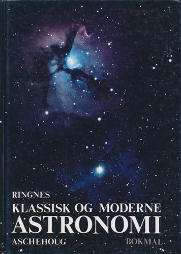 Klassisk og moderne astronomi. 15. utgv. av A. Alexander: Matematisk geografi for gymnaset.