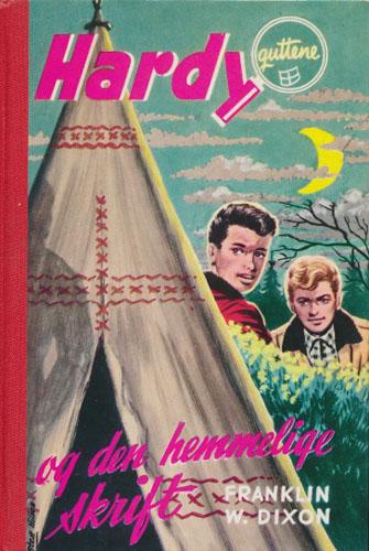 (HARDY) 32. Hardyguttene og den hemmelige skrift.
