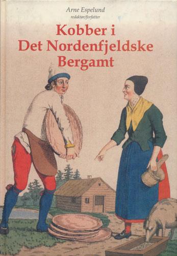 """Kobber i Det Nordenfjeldske Bergamt. Med foredrag fra seminaret """"Hamskiftet for norske kobberverk på 1880-tallet"""", holdt i Holtålen kommune 4.-6.september 1997."""
