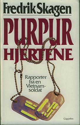 Purpurhjertene. Rapporter fra en Vietnamsoldat.
