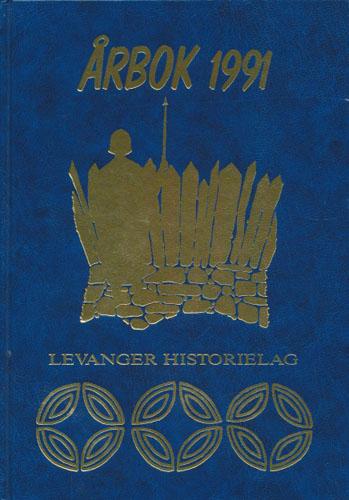 LEVANGER HISTORIELAG.  Årbok.