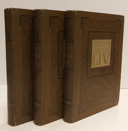 Dyrenes liv. Populær udgave ved J.O. Bøving-Petersen.