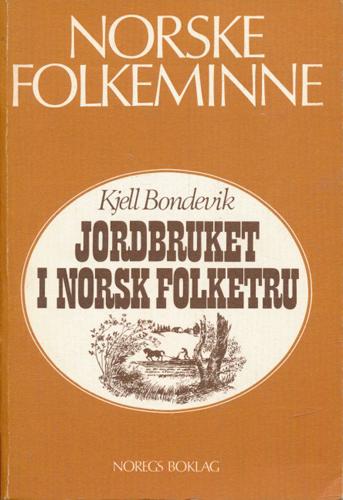 Jordbruket i norsk folketru. Ei jamførande gransking III. Vårtidi og sumaren.