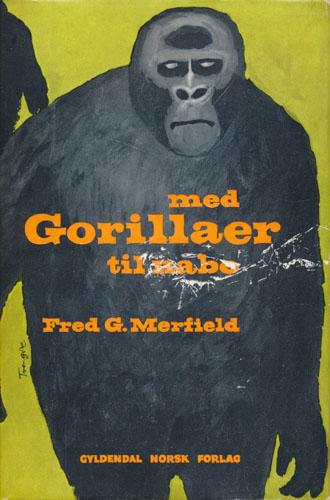 Med gorillaer til nabo.