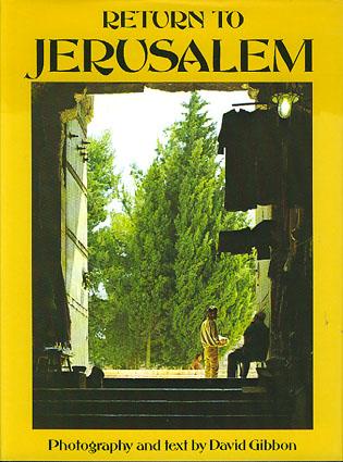 Return to Jerusalem.