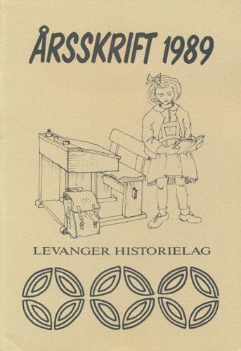 LEVANGER HISTORIELAG.  Årsskrift.