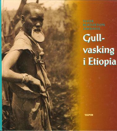 Gullvasking i Etiopia.