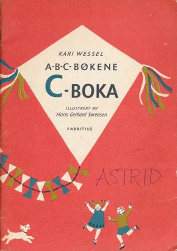 (A-B-C BØKENE) Den gamle paraplyen og andre fortellinger. C-boka.