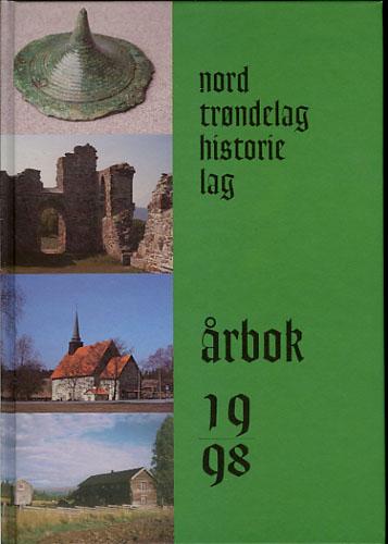 NORD-TRØNDELAG HISTORIELAG.  Årbok.