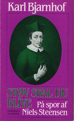 (STEENSEN, NILS) Støv skal du blive. På spor af Nils Steenersen.