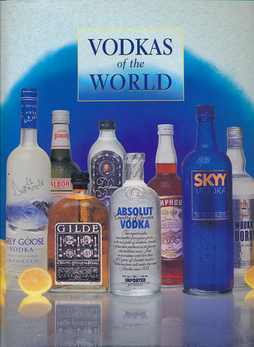 Vodkas of the World.