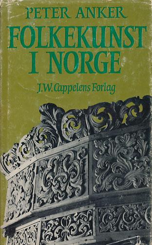 Folkekunst i Norge.