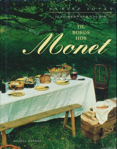 (MONET) Til bords hos Monet.