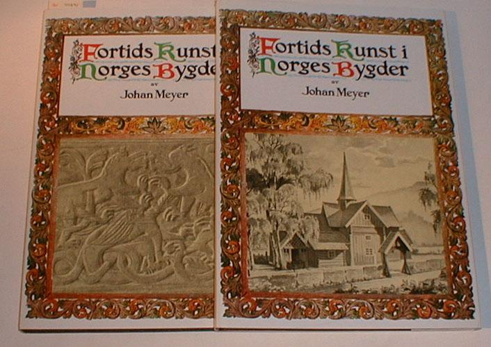 Fortids Kunst i Norges bygder. Numedal.
