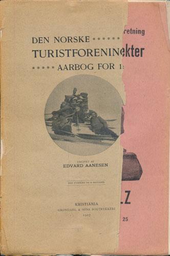 DEN NORSKE TURISTFORENINGS AARBOG.